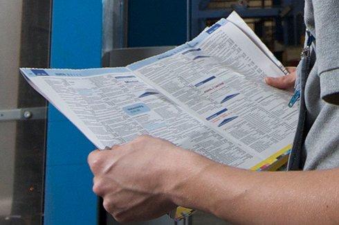 Telefonbücher drucken